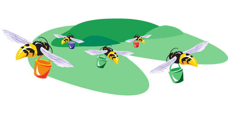 bees-44503_1280